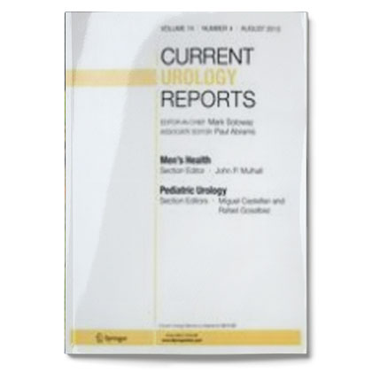 current urology reports